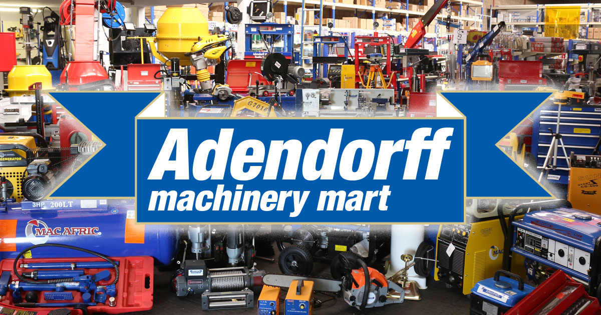 You are currently viewing Adendorff Machinery Mart: Sales Consultant